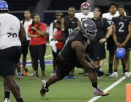 Power, flexibility and yoga: Ishmael Sopsher ready for Under Armour Game