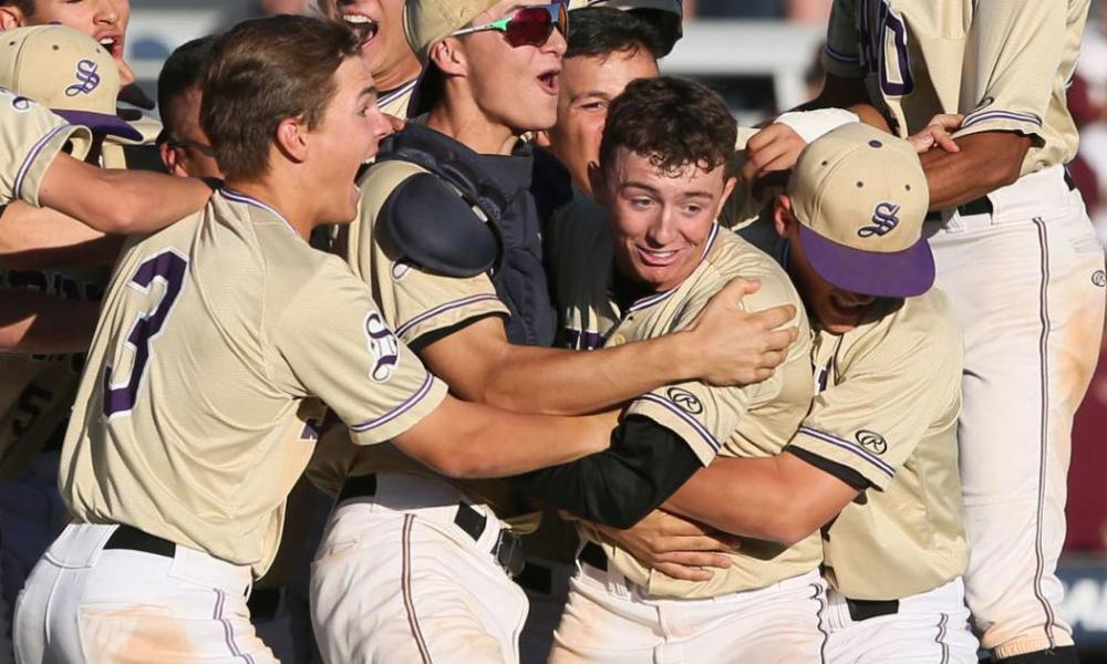 The Sabino baseball team captured the Arizona Class 3A state title but is now under investigation (Photo: Rick Wiley/Arizona Daily Star via AZCentral)