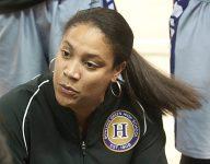 Former girls basketball coach still pursuing discrimination lawsuit after firing