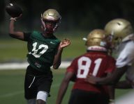 Land of the Rising Sons: Willie Taggart Jr. one of four FSU coaches' sons ready for football season in Tallahassee