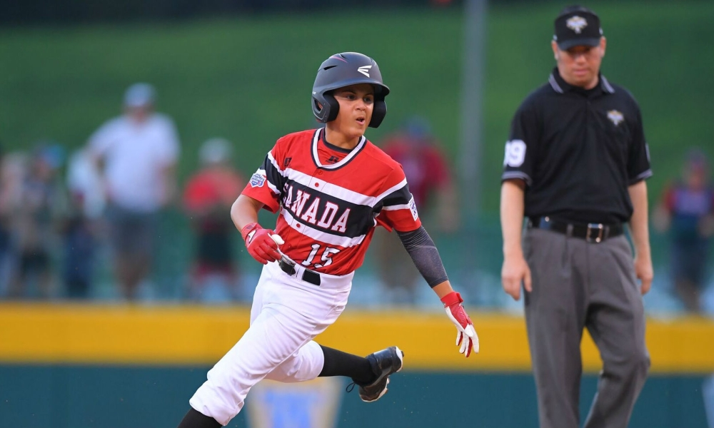 Canada defeated Europe in a walk-off thriller at the Little League World Series (Photo: Getty Images)