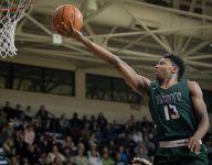 Louisville Trinity basketball star David Johnson announces his final three