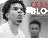 The Cole Anthony Blog: Top six schools, second half of the season, Lil' Durk and more