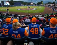 The Mets and Phillies truly lived up the LLWS experience at MLB Little League Classic