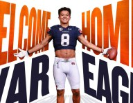 Four-star ATH Cam'Ron Kelly commits to Auburn