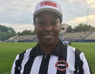 Tennessee's first black female ref also played, coached football