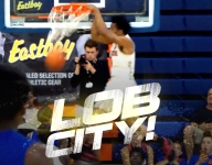 VIDEO: C.J. Walker shows off his ups in front of Penny Hardaway