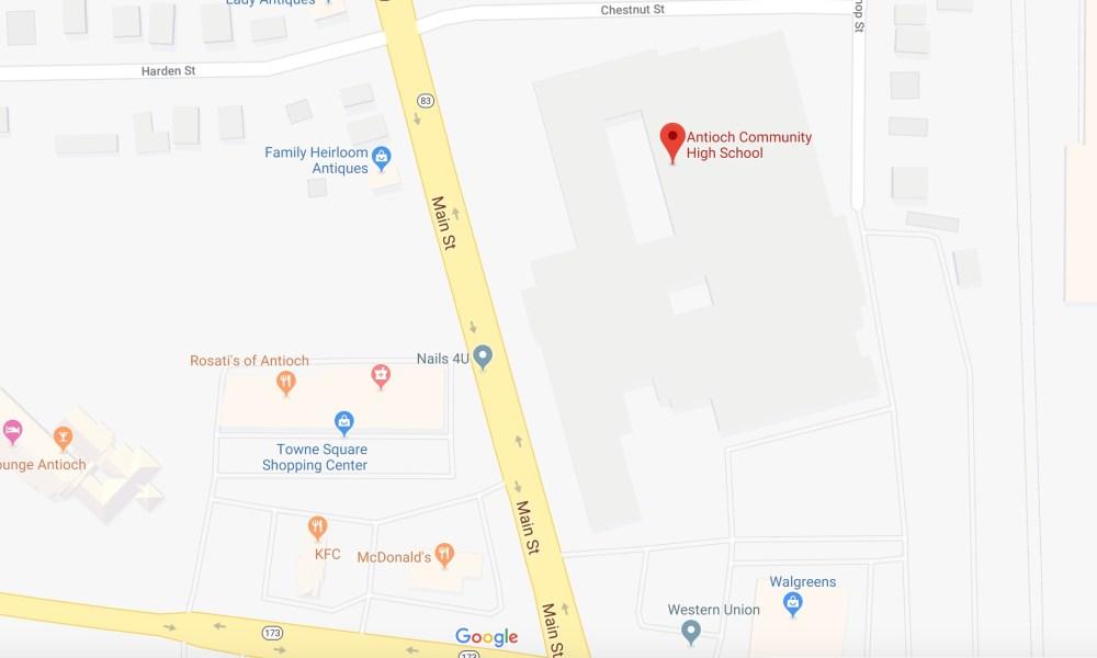 Antioch Community High School (Photo: Google Maps)