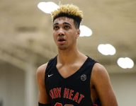 Chosen 25 forward Trayce Jackson-Davis cuts his list of schools to three