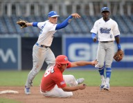High school athletes taken in first round of 2019 MLB Draft