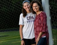 Nashville soccer star's mom fighting breast cancer with faith and 'a smile in the midst of tears'