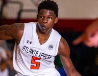 Chosen 25 guard Anthony Edwards cuts college list to five