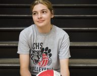 Volleyball helps special education student find her voice