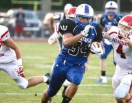 Less than a month after being stabbed, N.Y. football player scores two TDs in win