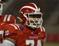 Four-star Mater Dei OL Myles Murao is latest from SoCal to commit to Washington over USC, UCLA