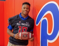 Ole Miss commit Jerrion Ealy celebrates Under Amour All-America Game selection