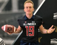 Pulaski Academy's Hudson Henry 'overwhelmed' by Under Armour All-American jersey presentation