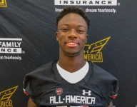 Alabama commit Brandon Turnage receives Under Armour All America Game jersey