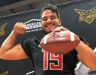 USC commit Jason Rodriguez celebrates Under Armour All-America Game selection