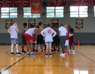 All-Access: Oak Hill hosts college coaches as open gym season commences