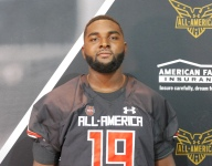 """Four-star Charles Moore looks forward to playing with the """"Sip Boys"""" at Under Armour All-America Game"""