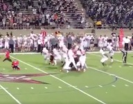 ALL-USA Watch: Coppell's Texas A&M commit Caden Davis hits 57-yard FG for the win