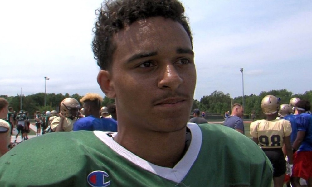 Lawrence Free State star Keenan Garber (Photo: 247Sports)