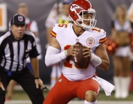 Former Whitehouse (Texas) football coach on Pat Mahomes: 'God didn't give out many of those arms'