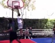 VIDEO: Shaq's son, Shaqir O'Neal, dunks and glides like Kevin Durant