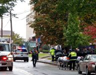 SWAT team used Pittsburgh HS athlete's house to target synagogue shooter