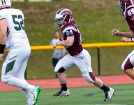 Morristown N.J. football player with Down syndrome scores touchdown