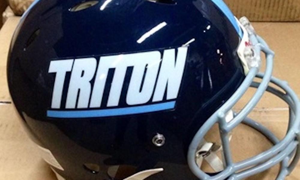 Triton Regional Football (Photo: Hudl)