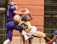 Good Counsel's Justin Jackson voted Week 9 Super 25 Top Star