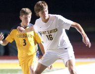 St. Xavier continues aggressive climb in Week 12 Super 25 Boys Soccer Rankings