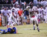 After a traumatic car crash, S.C football player is back on the field