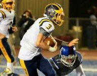 Calif. football standout Dawson Fay plays for friends who died