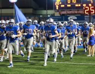 Westlake sets pace in Texas regional final with 99-yard bomb on first play from scrimmage