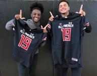 Longtime friends Bryton Constantin, Jordan Clark to team up at UA All-American Bowl