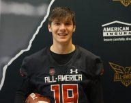 LSU commit Cade York celebrates UA All-America Game Selection