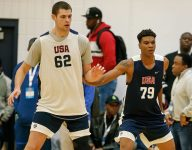 USA Basketball: Hunter Dickinson likes Purdue and others prioritizing him
