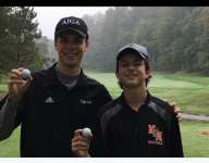 Two Mass. HS golf teammates each hit hole in one - in same round