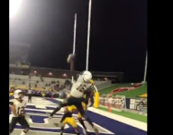 VIDEO: Check out this slick one-handed TD catch out of Texas