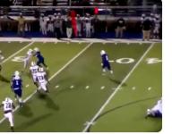 VIDEO: Watch this WR in Georgia reverse field on wild, circuitous TD run