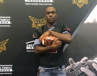 Ole Miss commit Jonathan Mingo celebrates Under Armour All-America Game selection