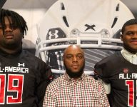 Amite (La.) high school teammates receive Under Armour jerseys, may team up in college