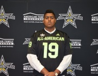 Georgia OL commit Xavier Truss excited to join All-American Bowl family