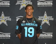 Daxton Hill gets All-American Bowl jersey, looking forward to Michigan-MSU rivalry