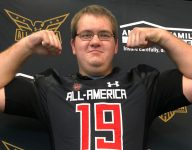Stanford OL commit Branson Bragg honored to be Under Armour All-American