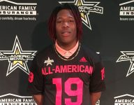 Quavaris Crouch receives AAG jersey, visiting Florida State on Friday