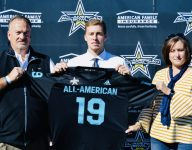 Notre Dame commit Jay Bramblett looks forward to taking in the experience at All-American Bowl
